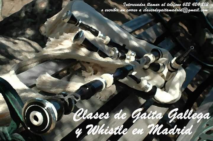 Clases de Gaita y flauta