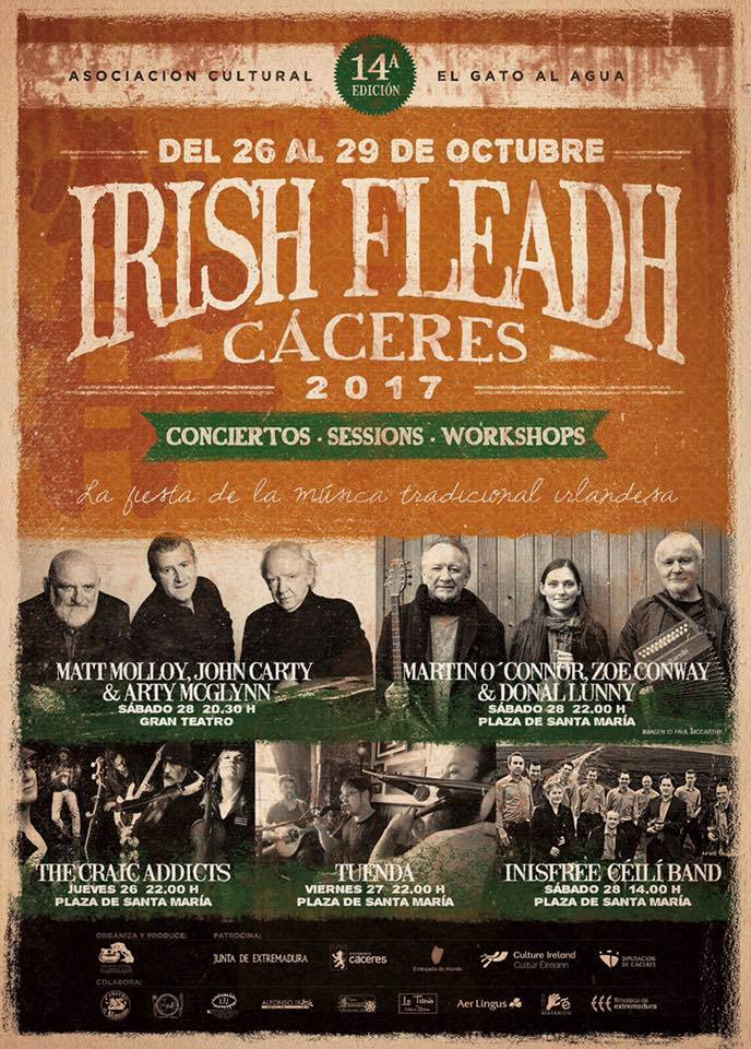 Cartel Irish Fleadh 2017