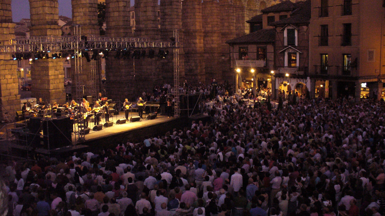 Festival Folk Segovia