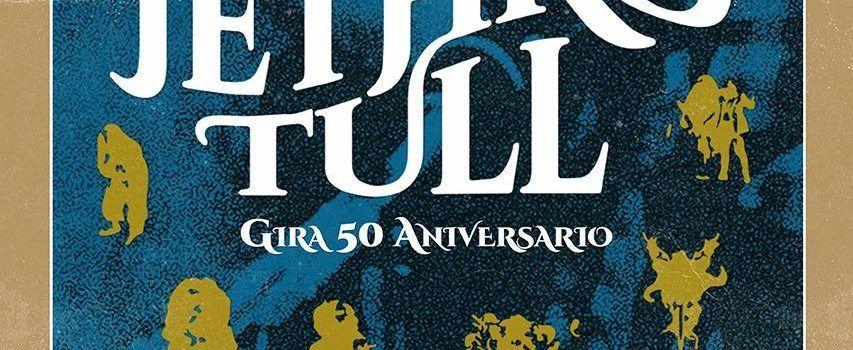 Jethro Tull Gira 50 aniversario