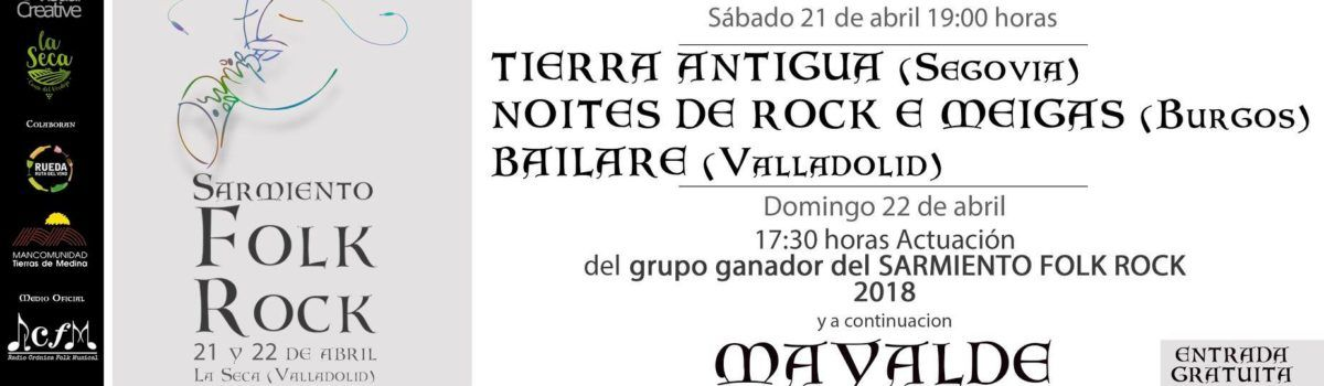 Sarmiento Folk Rock