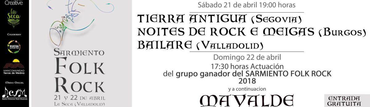 Sarmiento Folk Rock