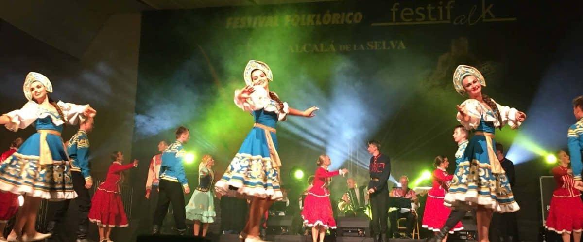 Festifalk Teruel