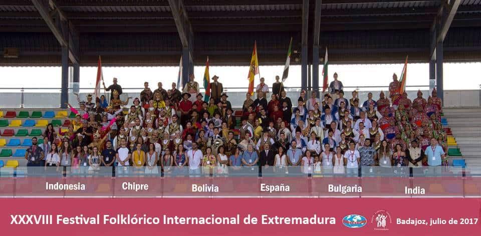 Festival Folklórico Internacional de Extremadura