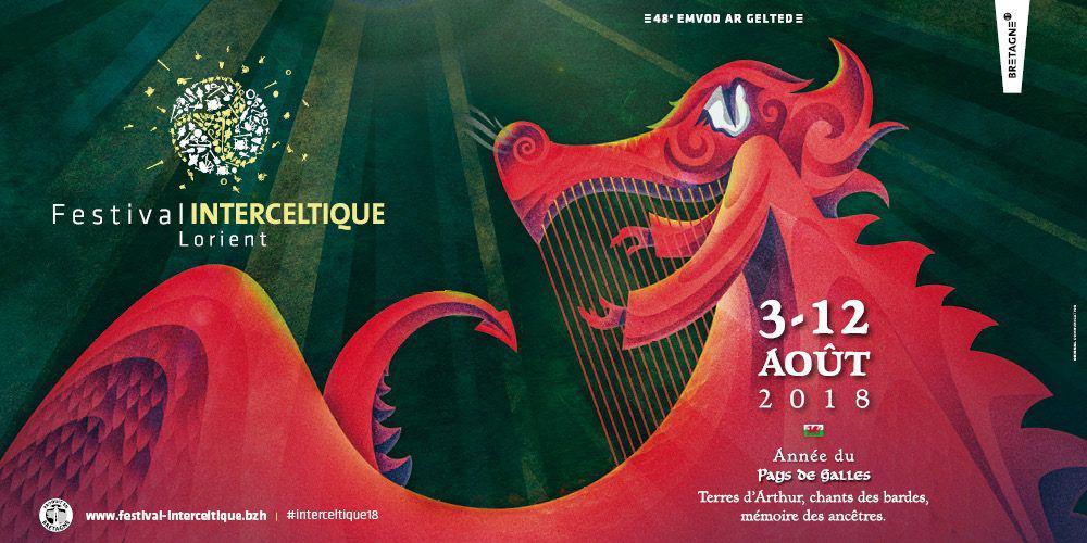 festival interceltico de Lorient