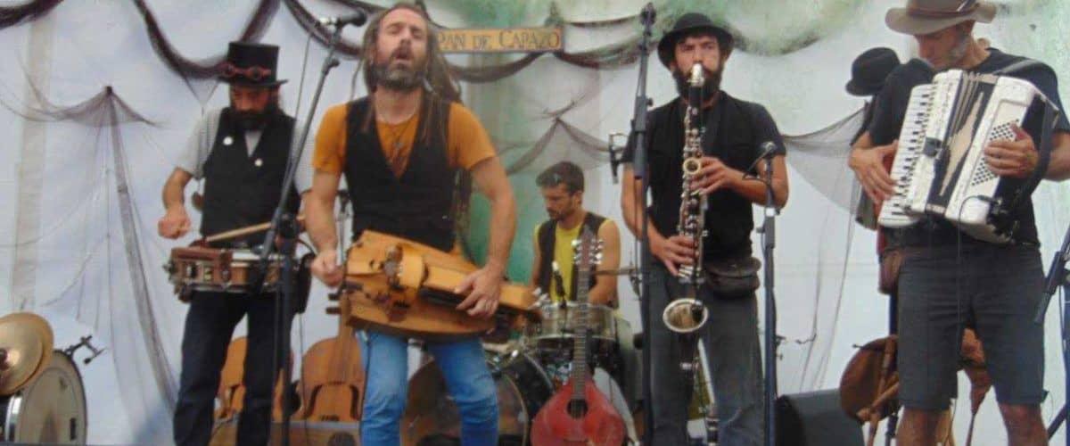 pan de capazo musica folk