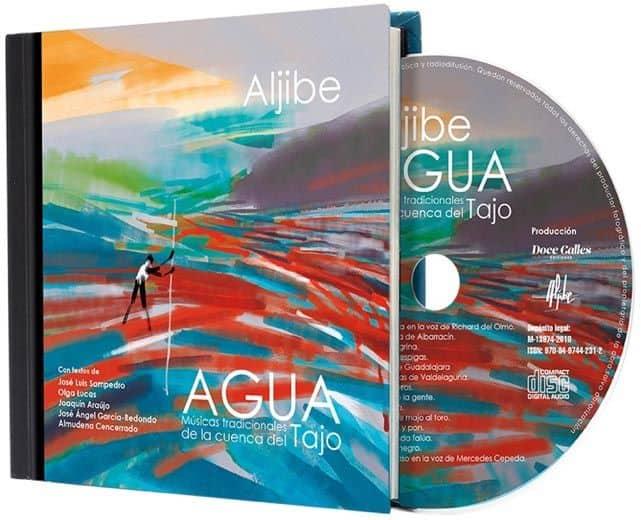 Libro disco Aljibe