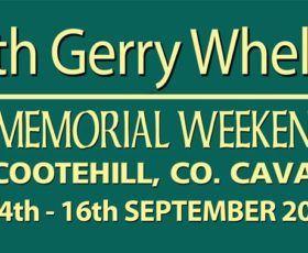 Gerry Whelan Memorial Weekend Festival