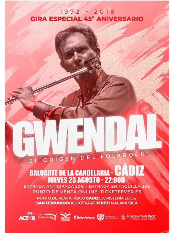 gwendal concierto cadiz