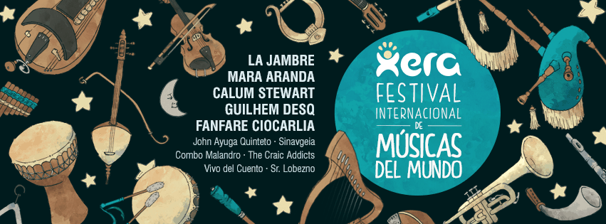 Xera Festival de Músicas del Mundo