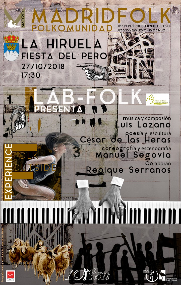 madrid folk hiruela