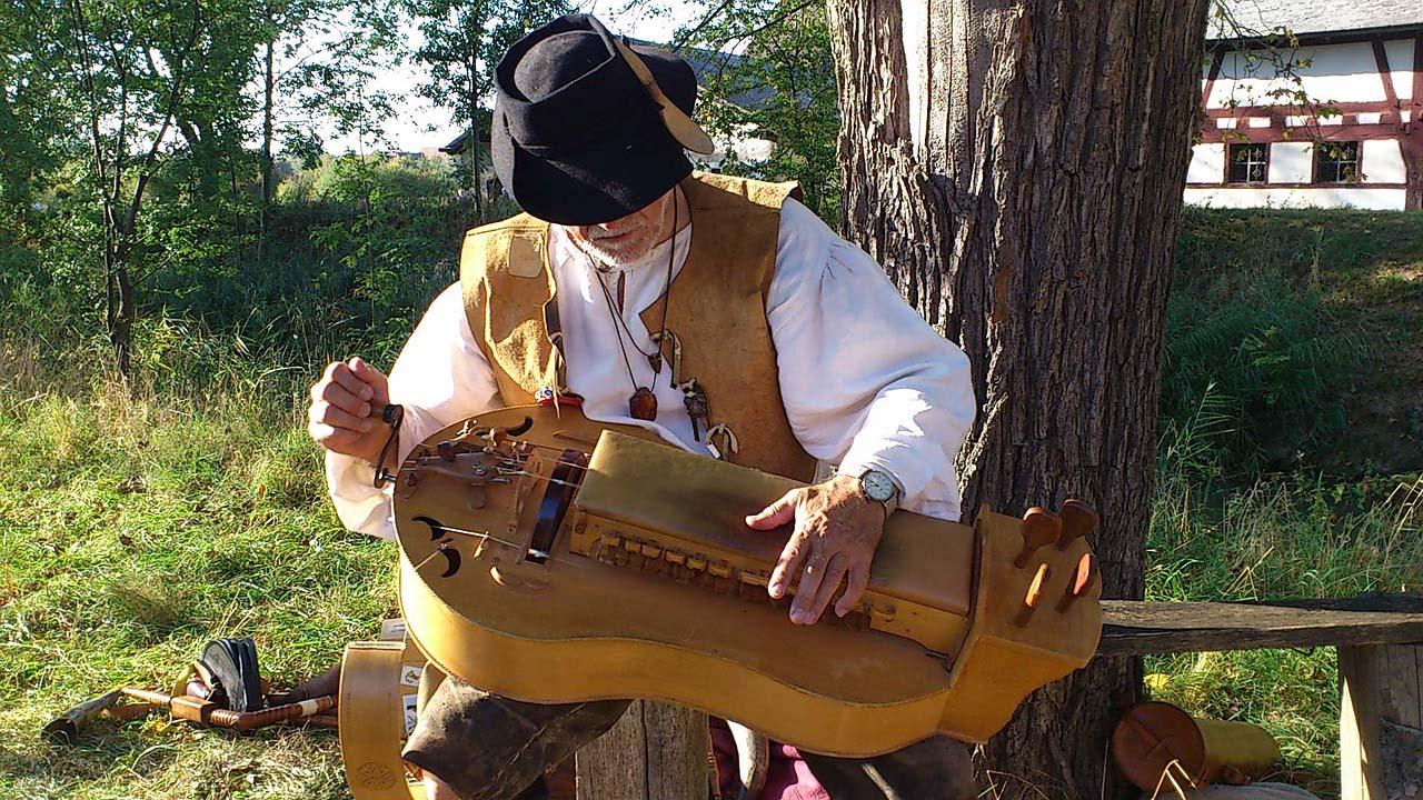 instrumentos edad media