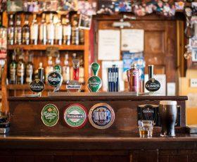 irish pubs in madrid