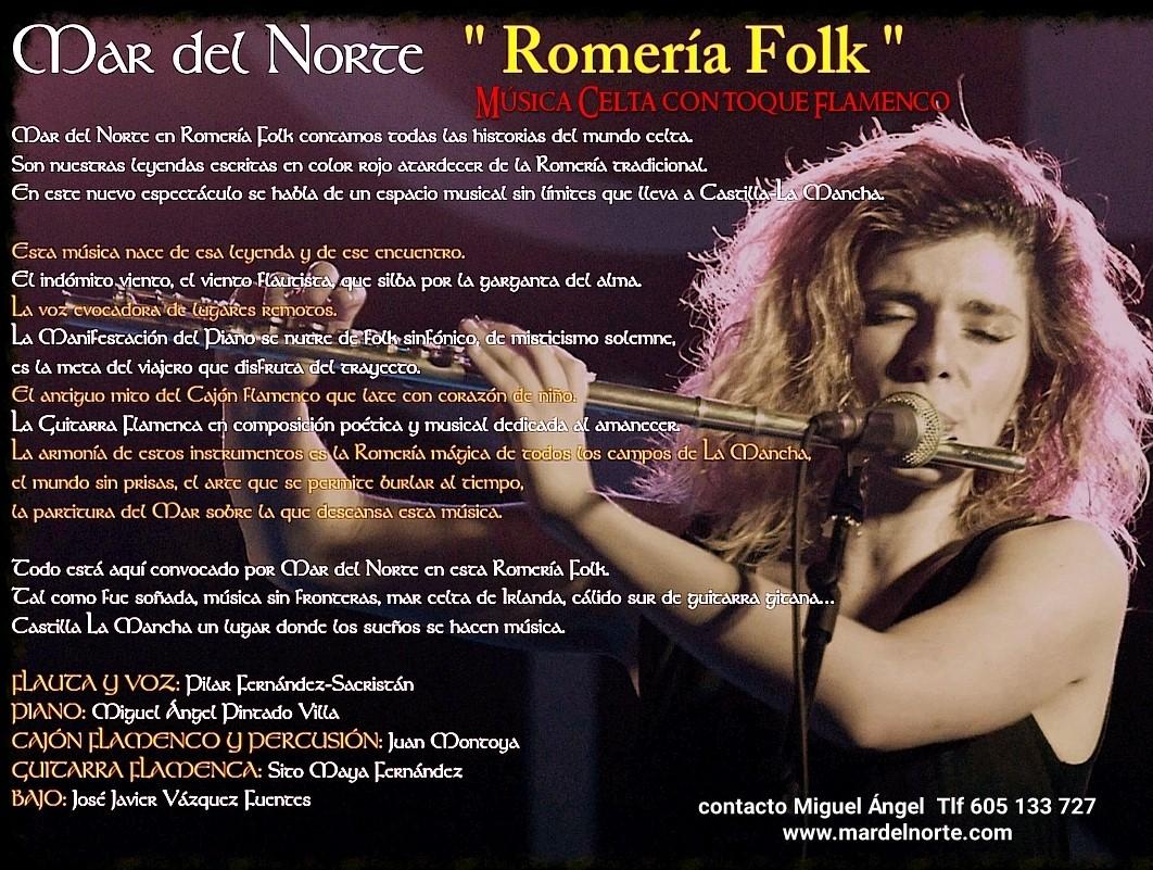 mar del norte romeria folk