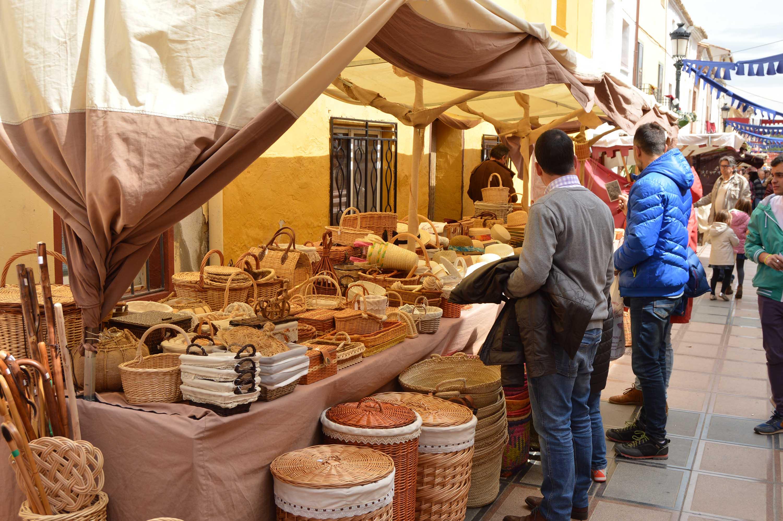 mercado medieval maria de huerva