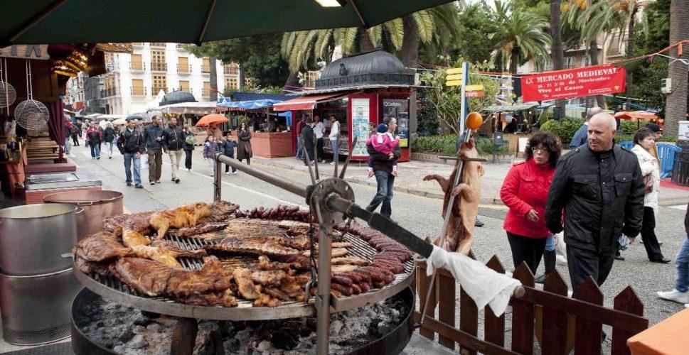 mercado medieval cartagena