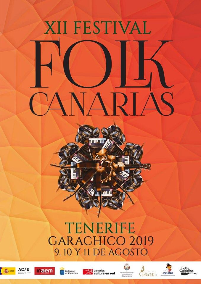 folk canarias cartel