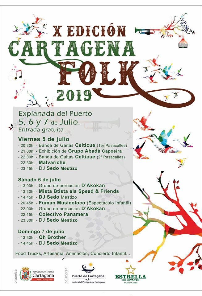 cartagena folk cartel