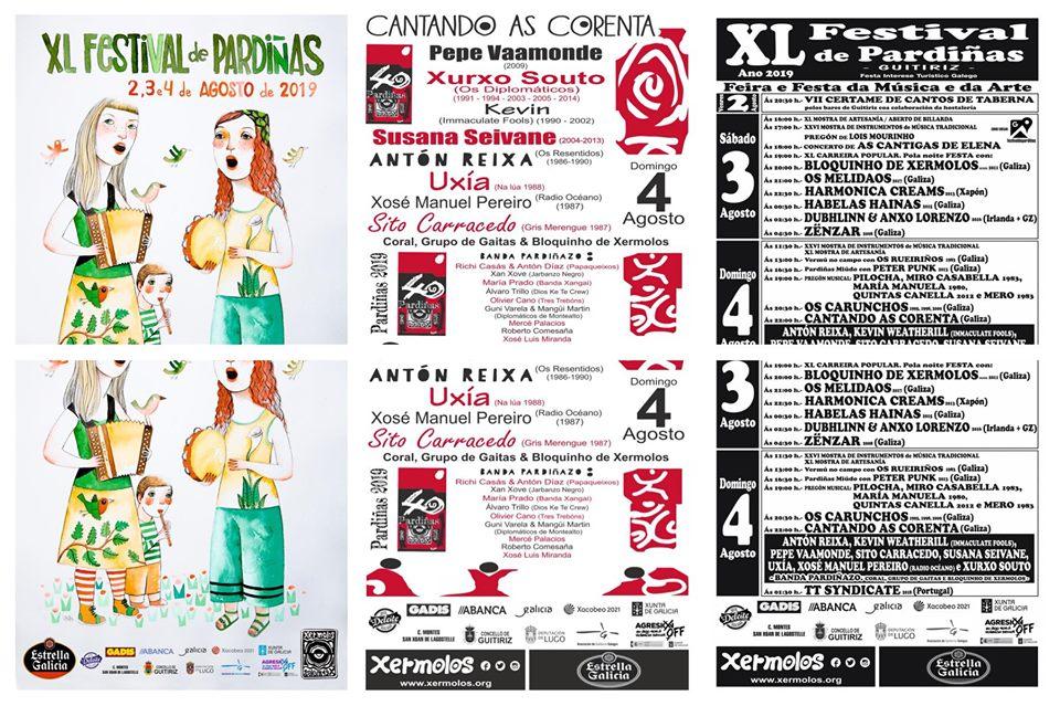 festival pardiñas cartel