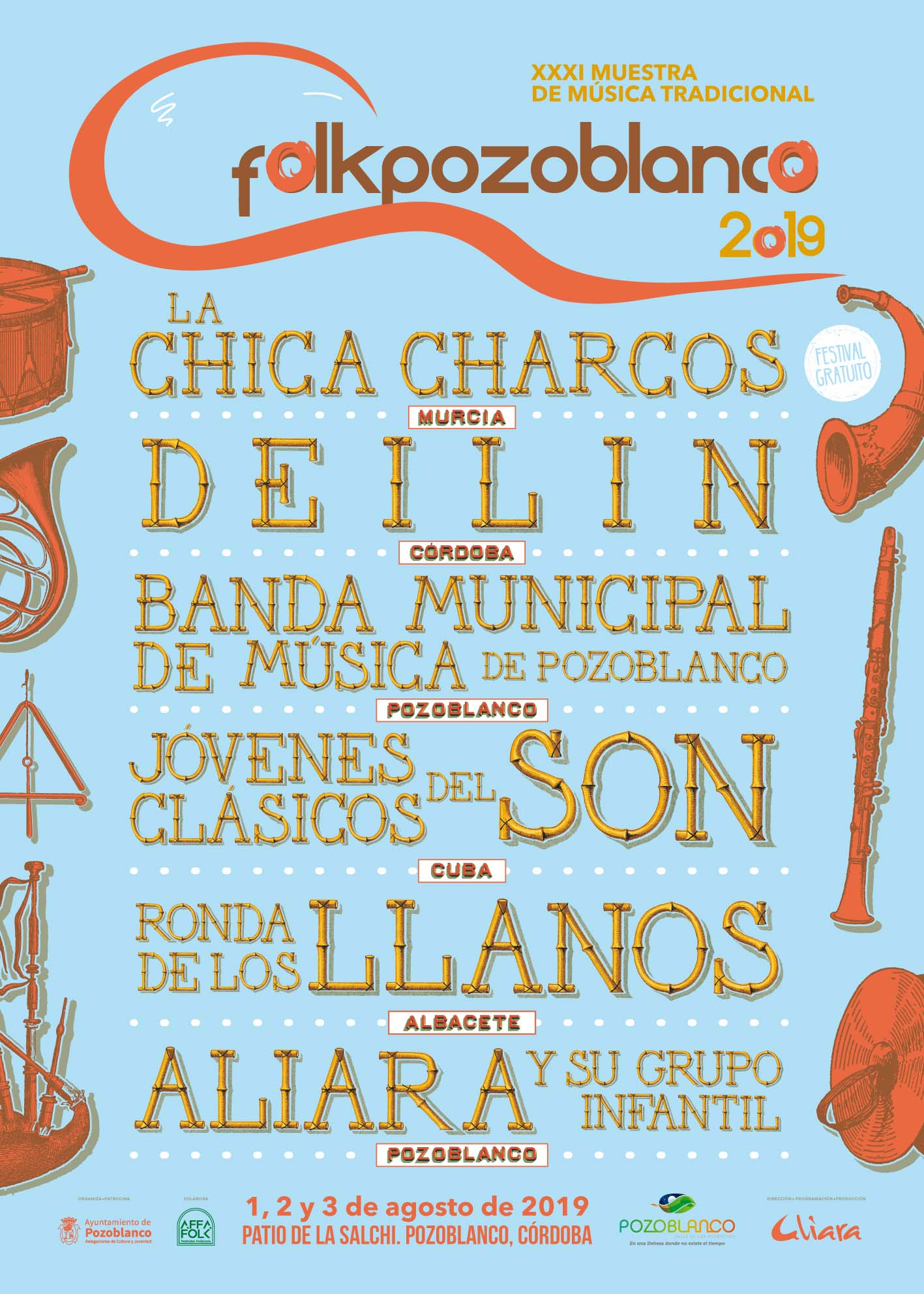 pozoblanco folk cartel