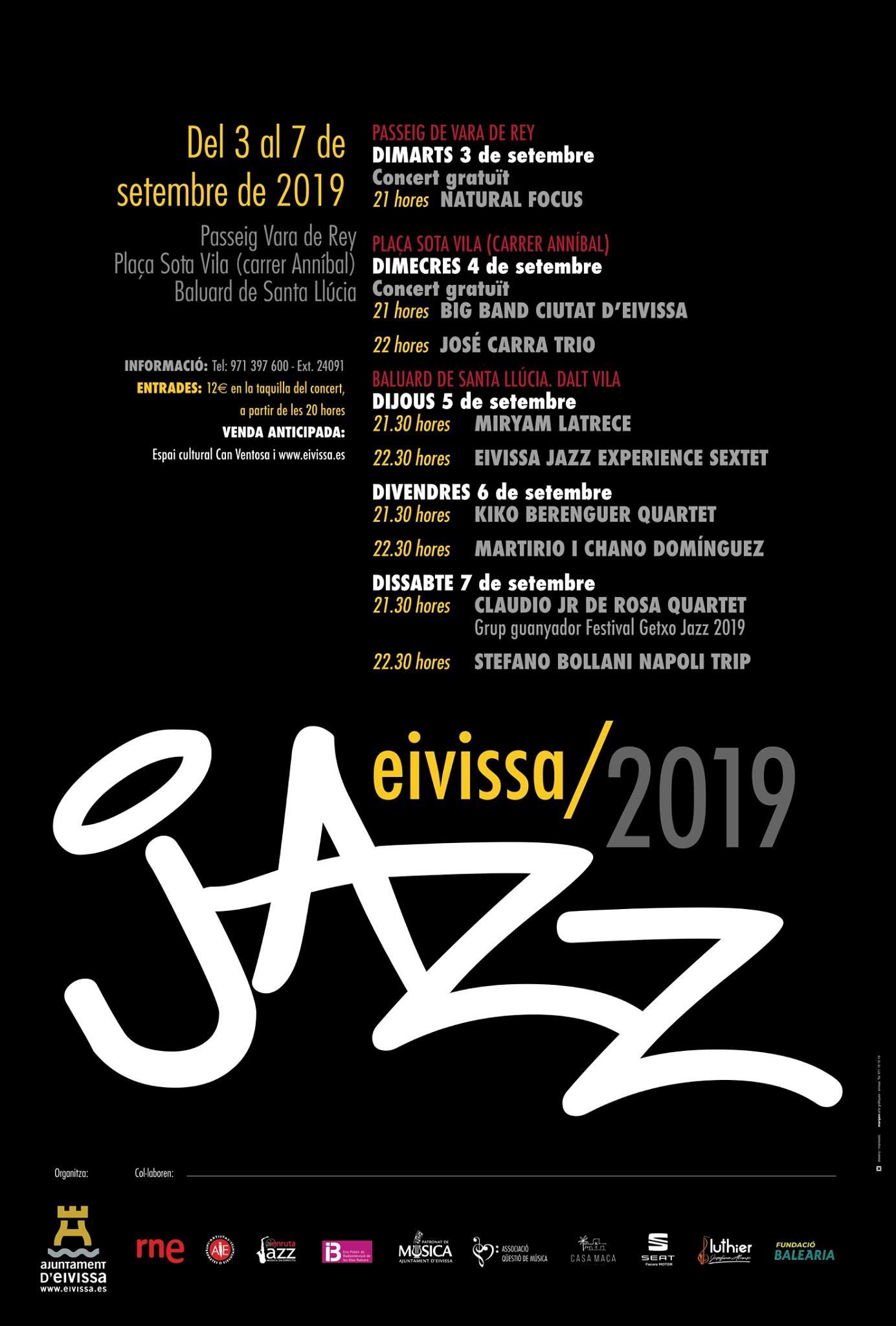 festival jazz ibiza
