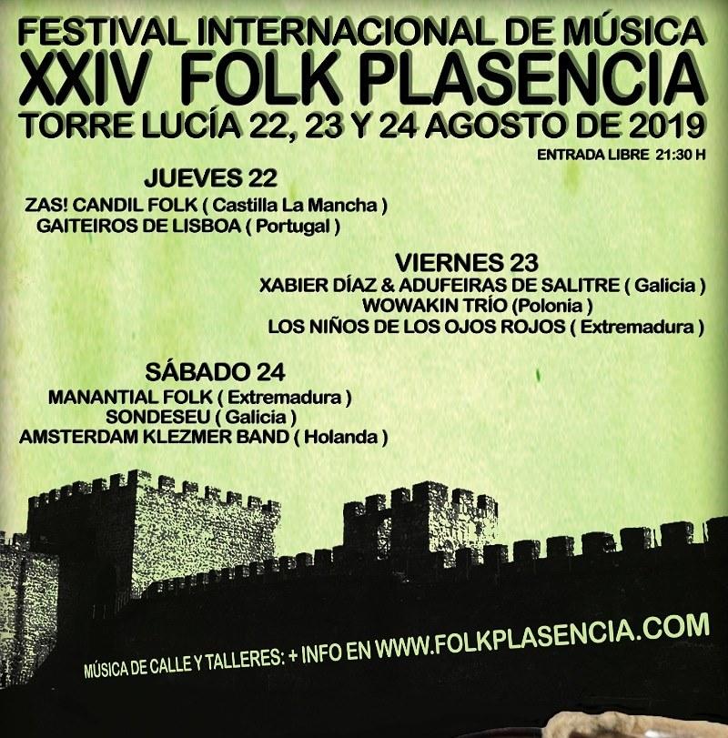 folk plasencia cartel 2019