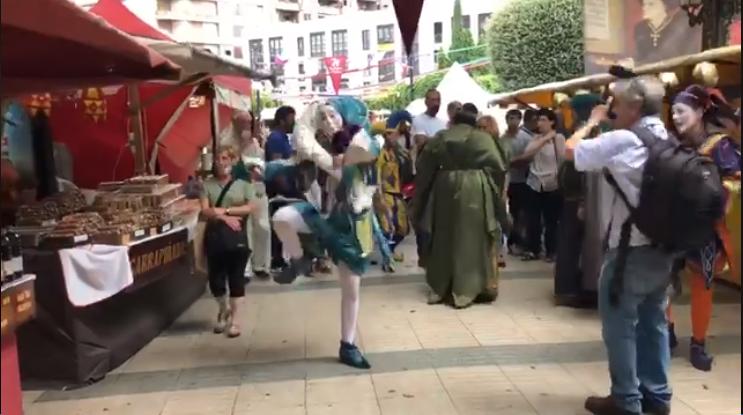 mercado renacentista torrelavega