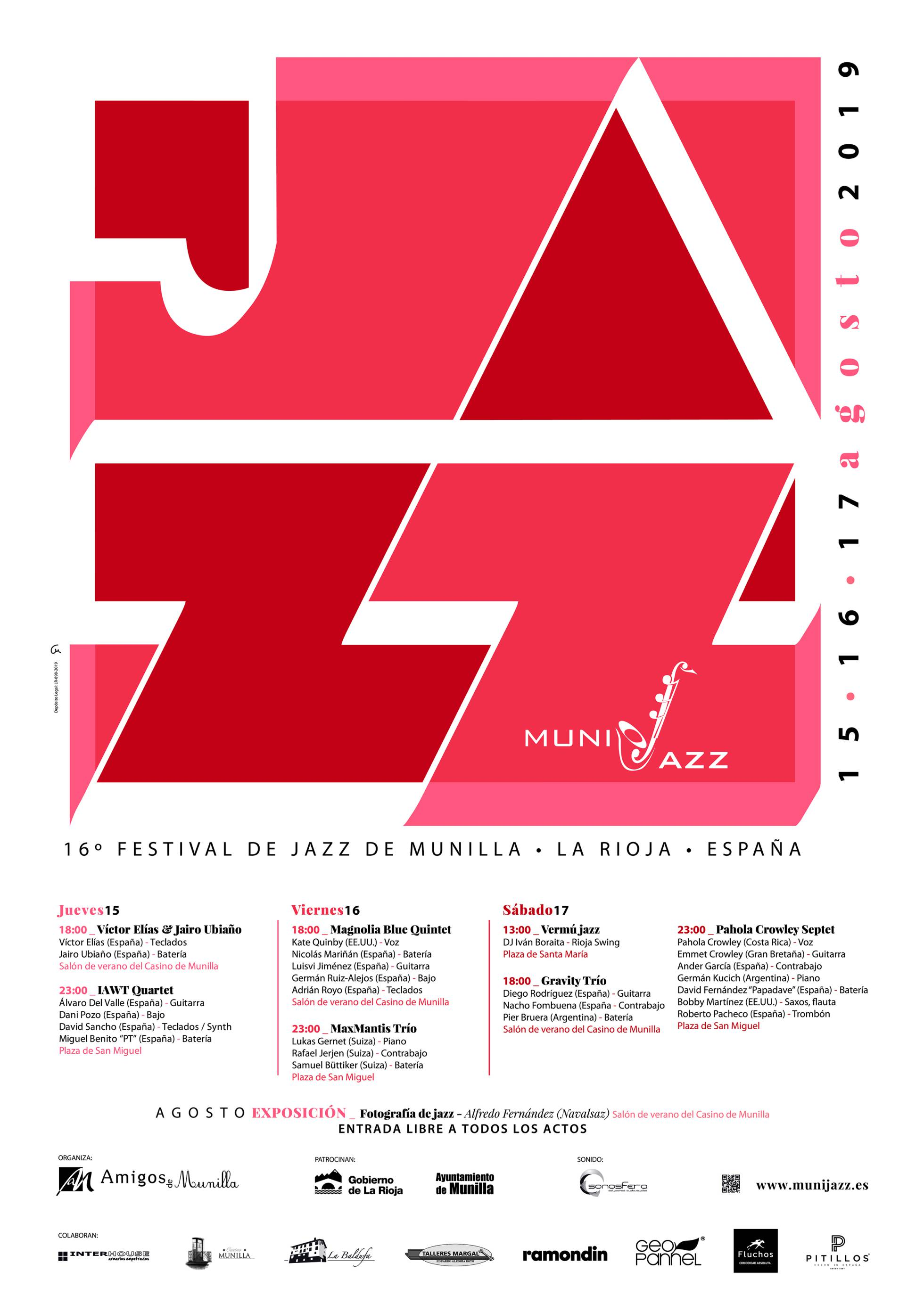 munijazz cartel 2019