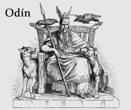 dios nordico odin
