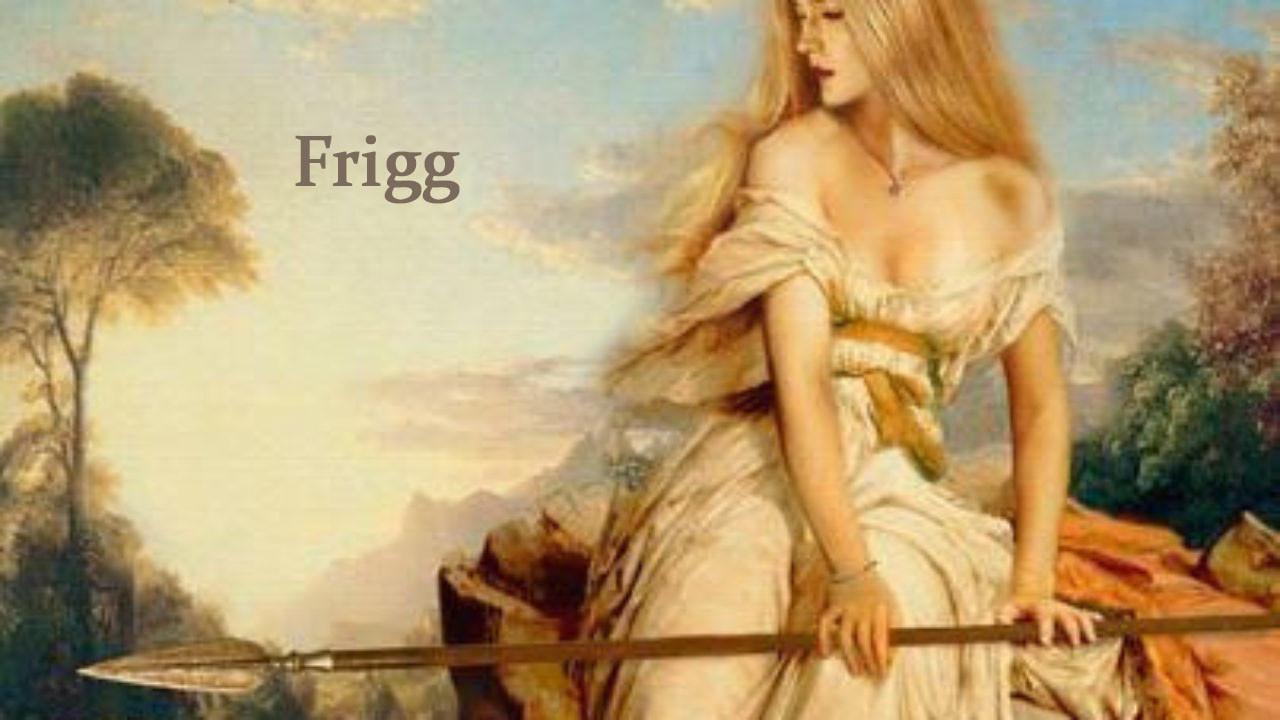 frigg diosa nordica