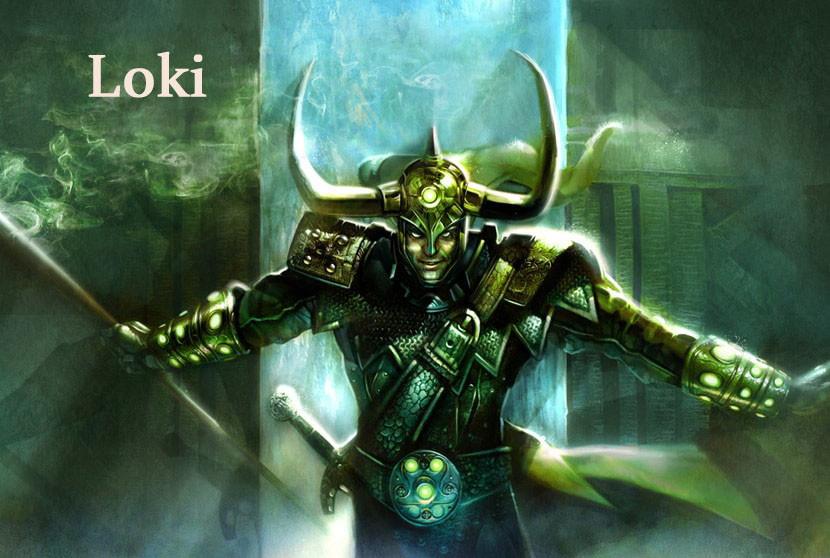 loki dioses nordicos