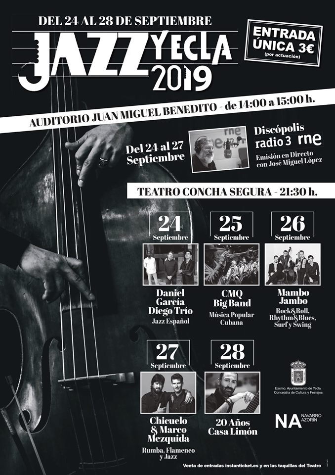 yecla jazz festival