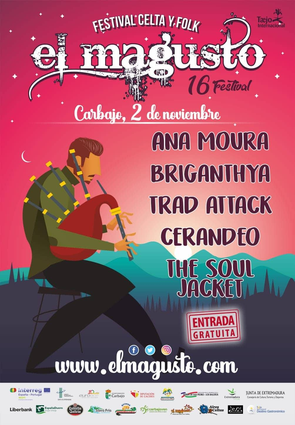 festival magusto caceres halloween