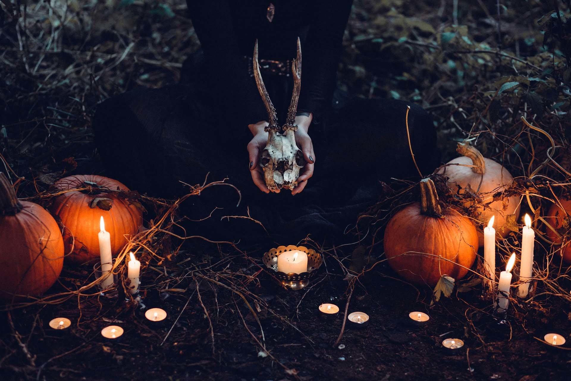 samhain celta halloween