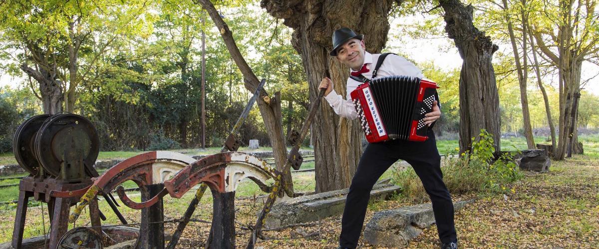 acordeonista bodas soria burgos