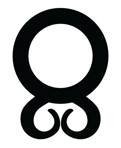Vikings Symbols troll cross