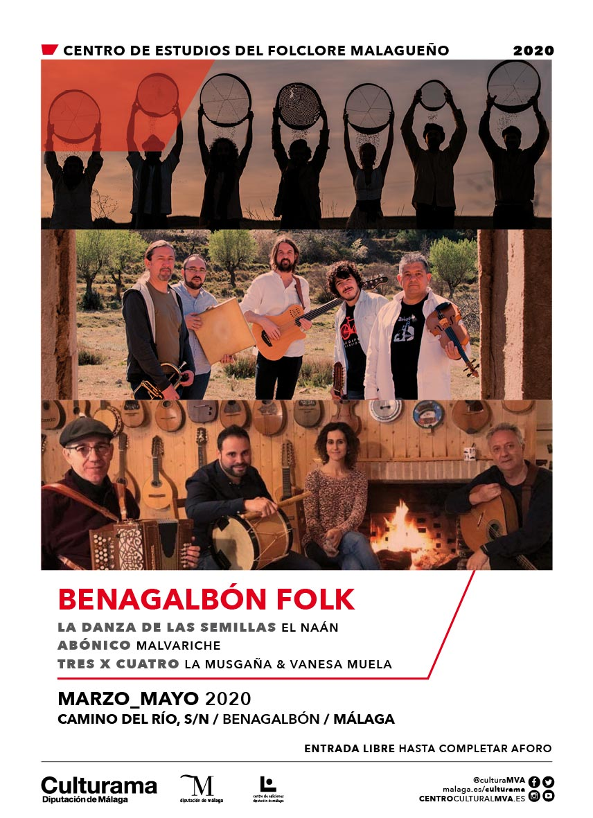 Benagalbón Folk Málaga