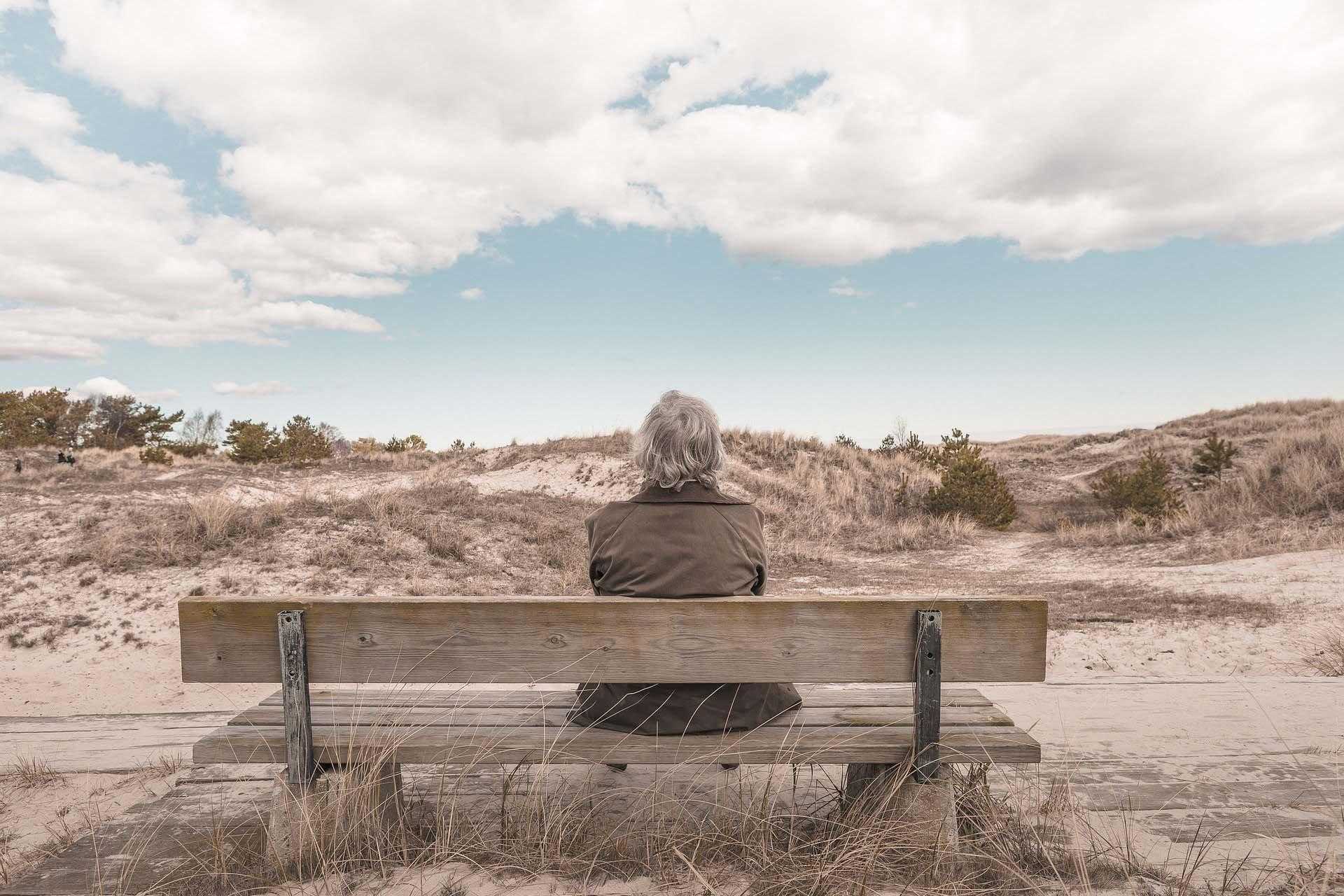 Corona virus y personas mayores