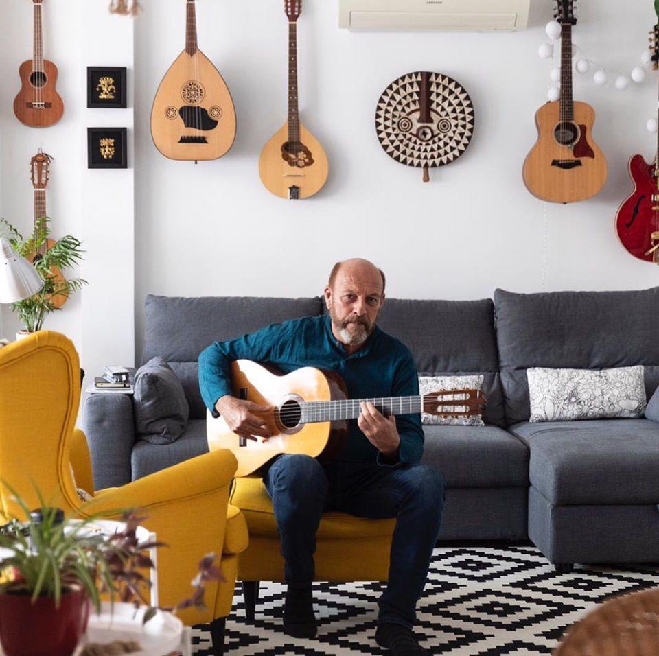 Javier Ruibal conciertos