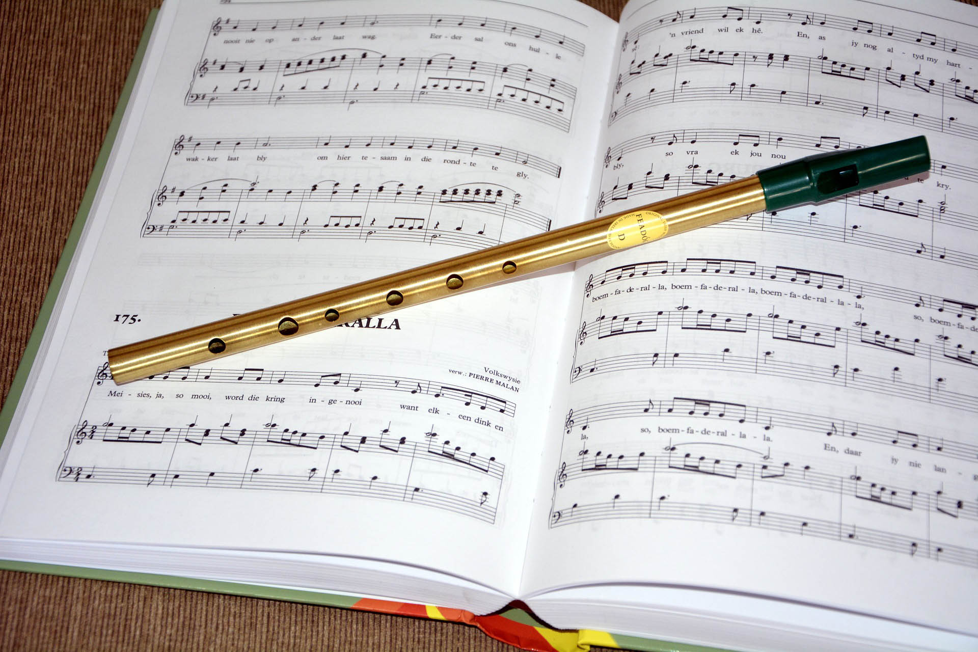flauta irlandesa instrumentos celtas
