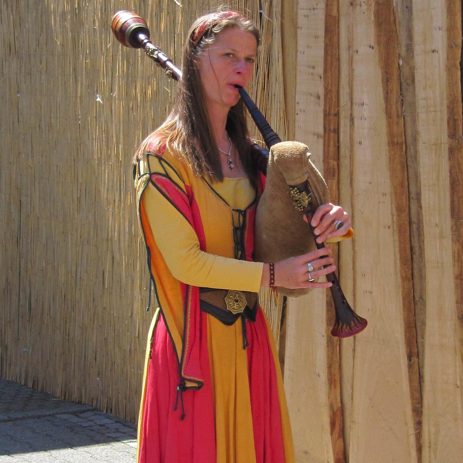 instrumentos celtas gaita