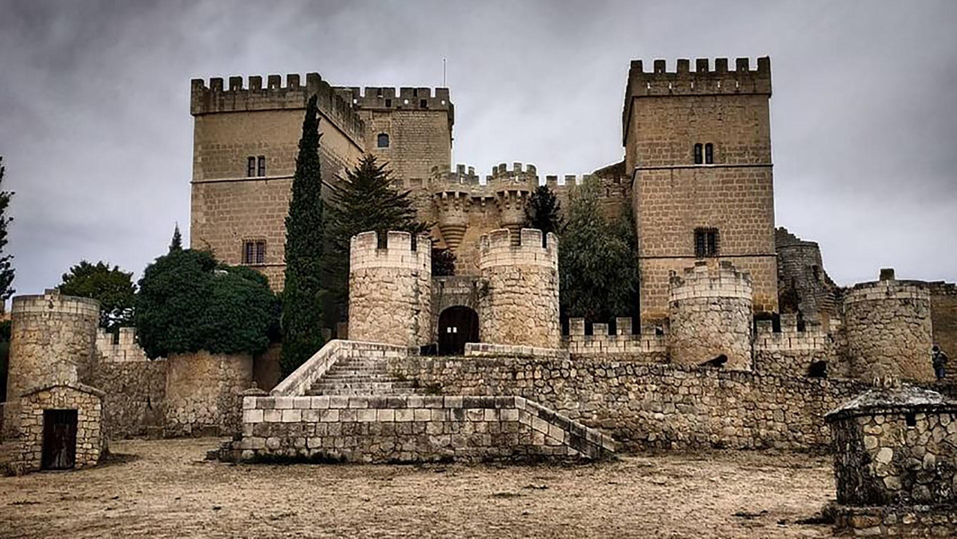 castillo ampudia palencia