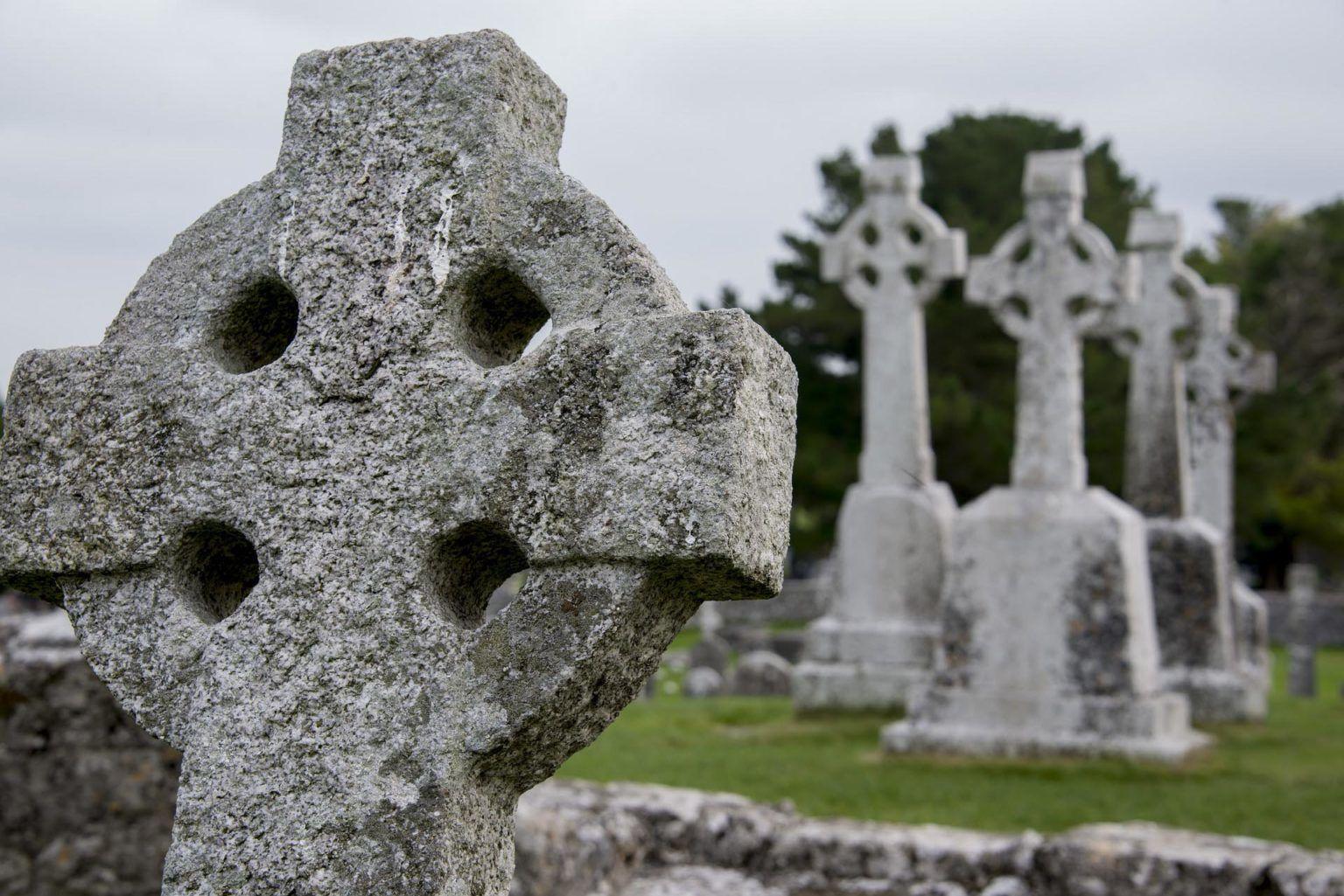 monasterio Clonmacnoise