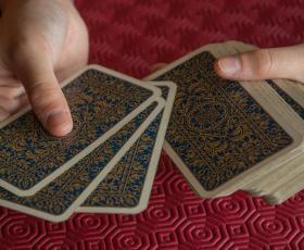 tirar las cartas tarot