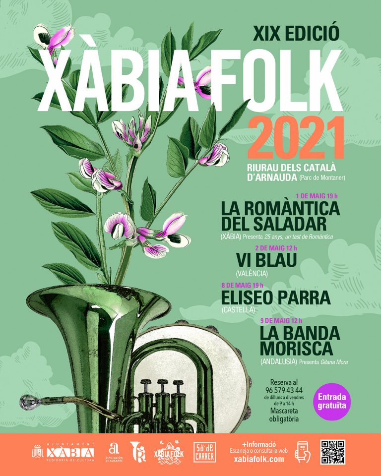 xabia folk 2021