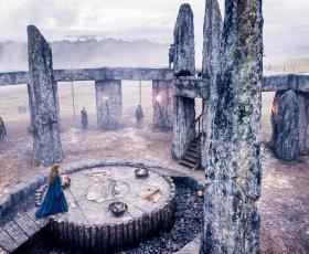 películas series mitología celta