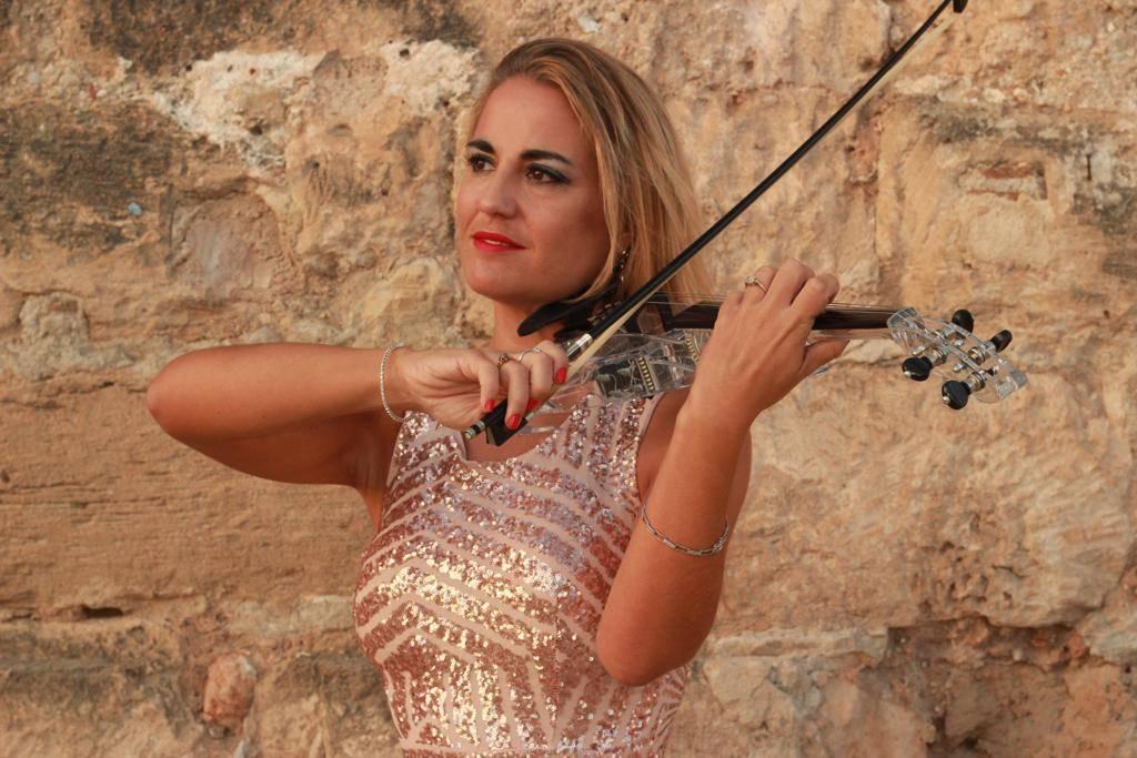 raquel violín